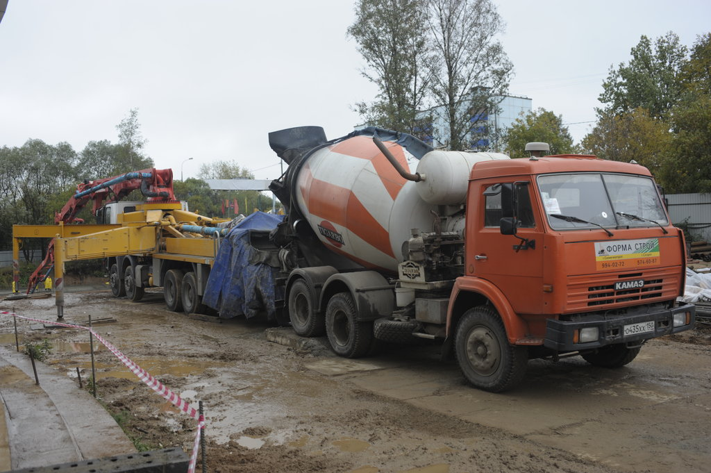 бетон сервис казань фото