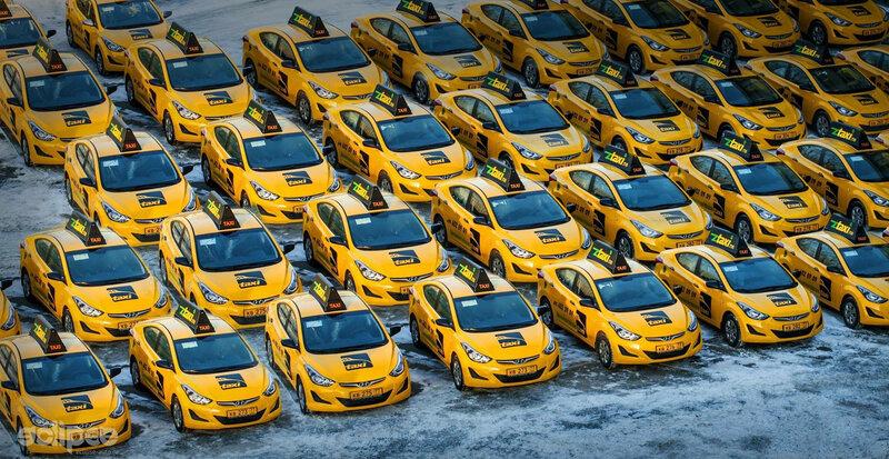 Зеленоглазое такси - фотография №5