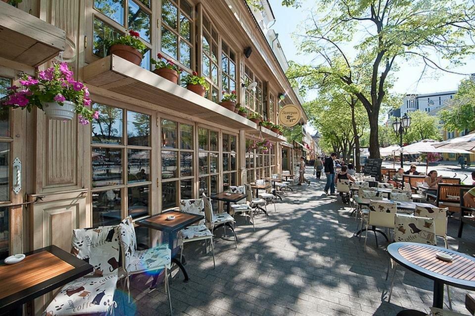 кафе — Кафе Компот — Одесса, фото №5