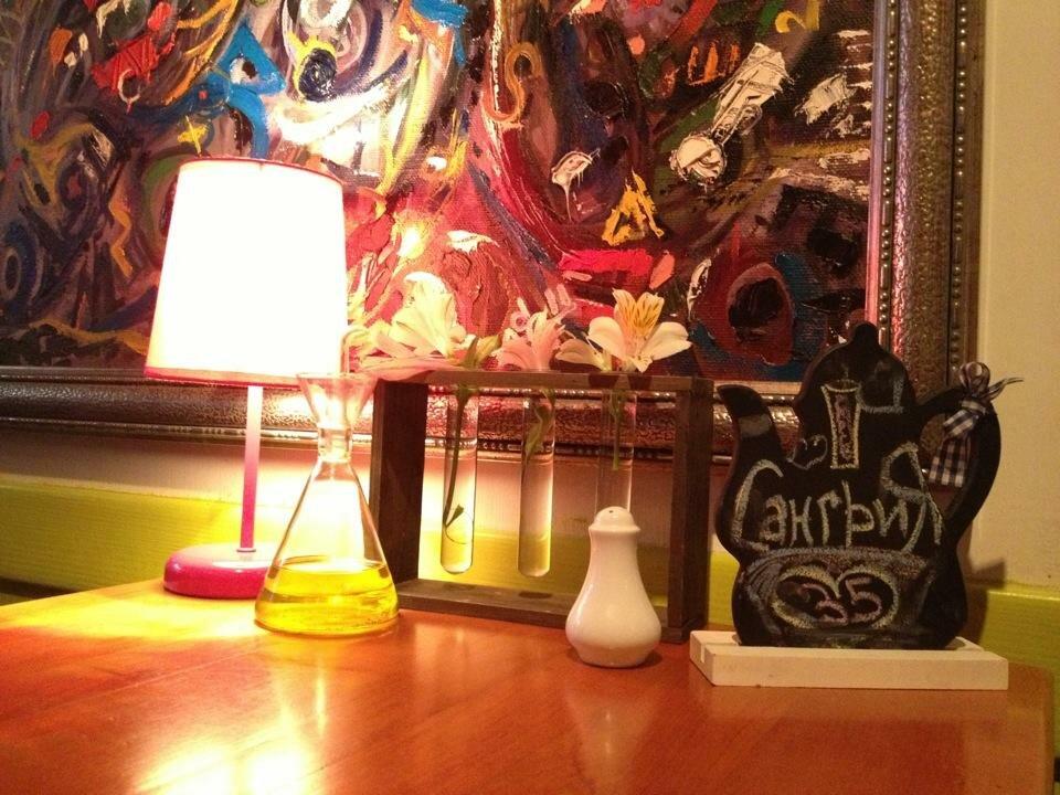 кафе — Алхимия — Одесса, фото №5