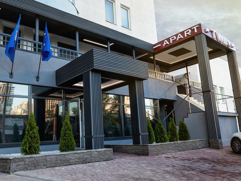 готель — Twin Apart Hotel — Київ, фото №2