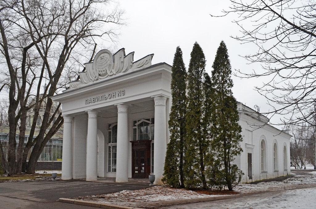музей — Павильон № 9 — Москва, фото №2