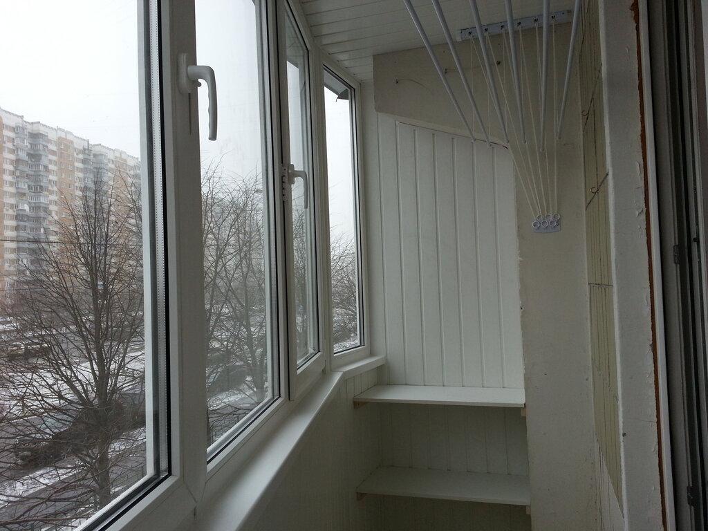 остекление балконов и лоджий — Лайк Балкон — Москва, фото №4
