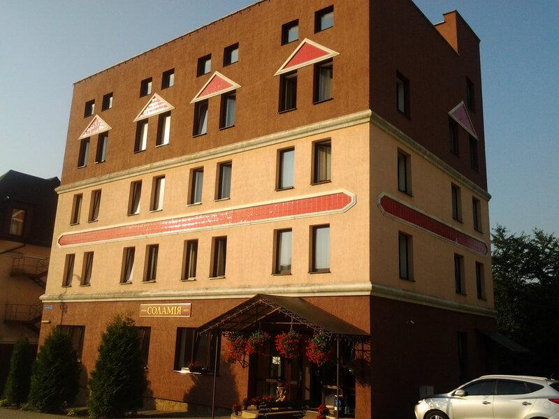 Отель Соламия