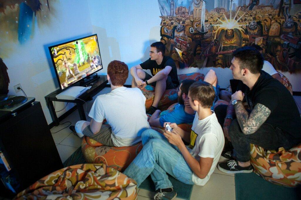 антикафе — Glhf game-cafe — Москва, фото №2