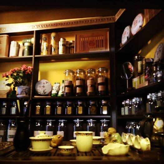 Dzen Tea, магазин чая и кофе, Шамшева ул., 14, Санкт-Петербург, Россия —  Яндекс.Карты