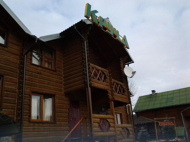 Отель Круча