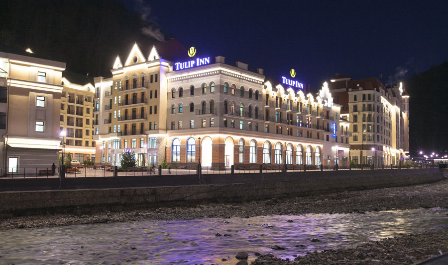 готель — Tulip Inn — село Эстосадок, фото №5