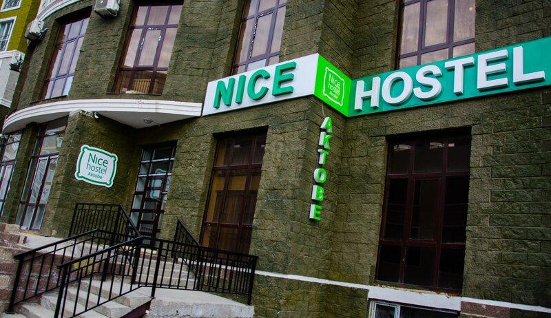 Nice Hostel Aktobe