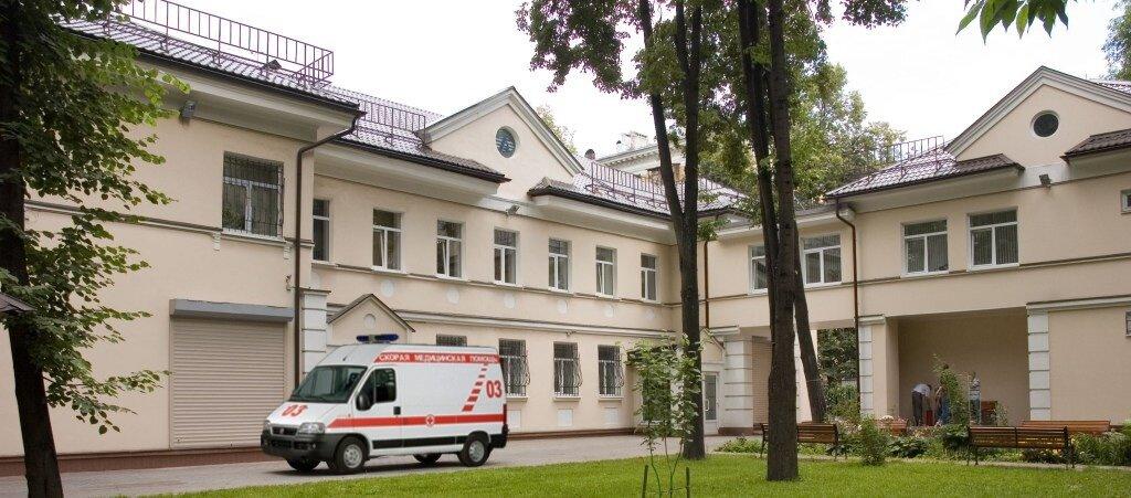 диагностический центр — Томография на 1-й Парковой — Москва, фото №1