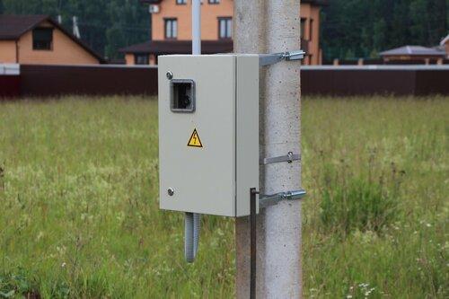 Госуслуги подключение электричества на участок