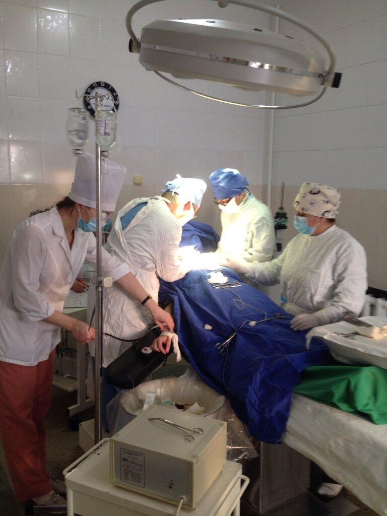 медцентр, клиника — Лечебно-диагностический центр Гиппократ — Костанай, фото №2