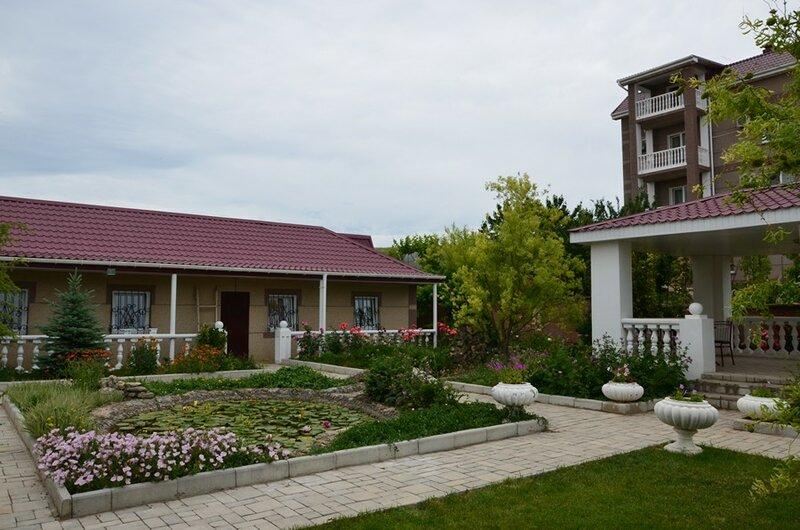 Гостевой дом Алвилла