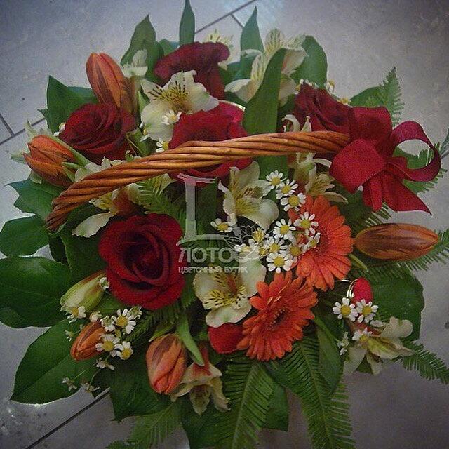 магазин цветов — Лотос — Москва, фото №1