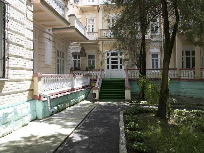 Санаторий имени Н.А. Семашко