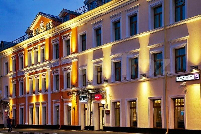 Mercure Москва Бауманская