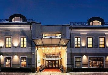 Кортъярд Марриотт Москва Сити-центр
