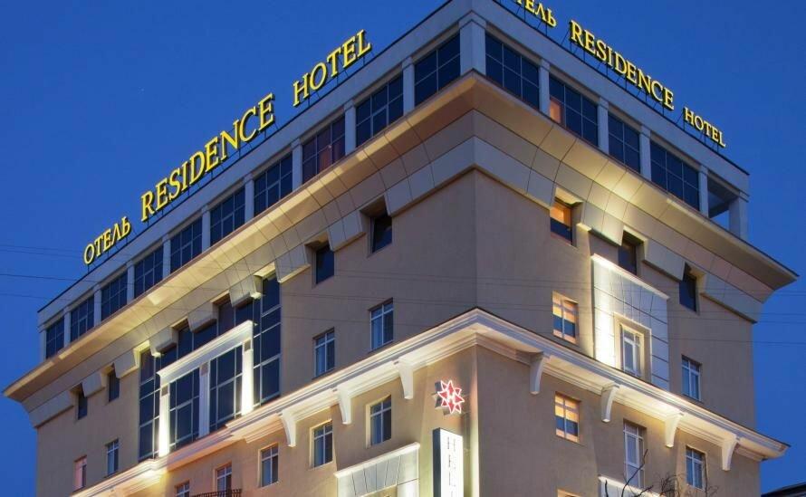 гостиница — Отель Heliopark Residence — Пенза, фото №1