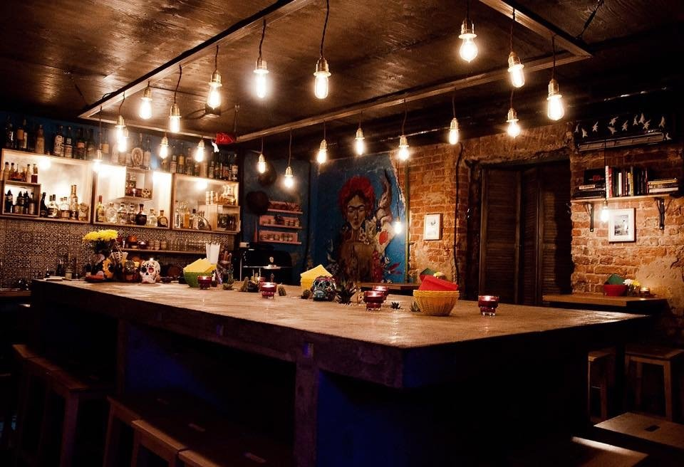 pub, bar — El Copitas — Saint Petersburg, фото №2