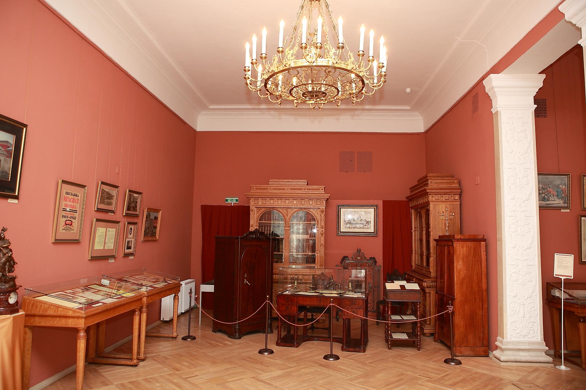 «Государственный центральный музей современной истории России» фото 3