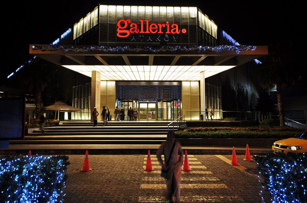 alışveriş merkezleri — Galleria Ataköy — Bakırköy, photo 1