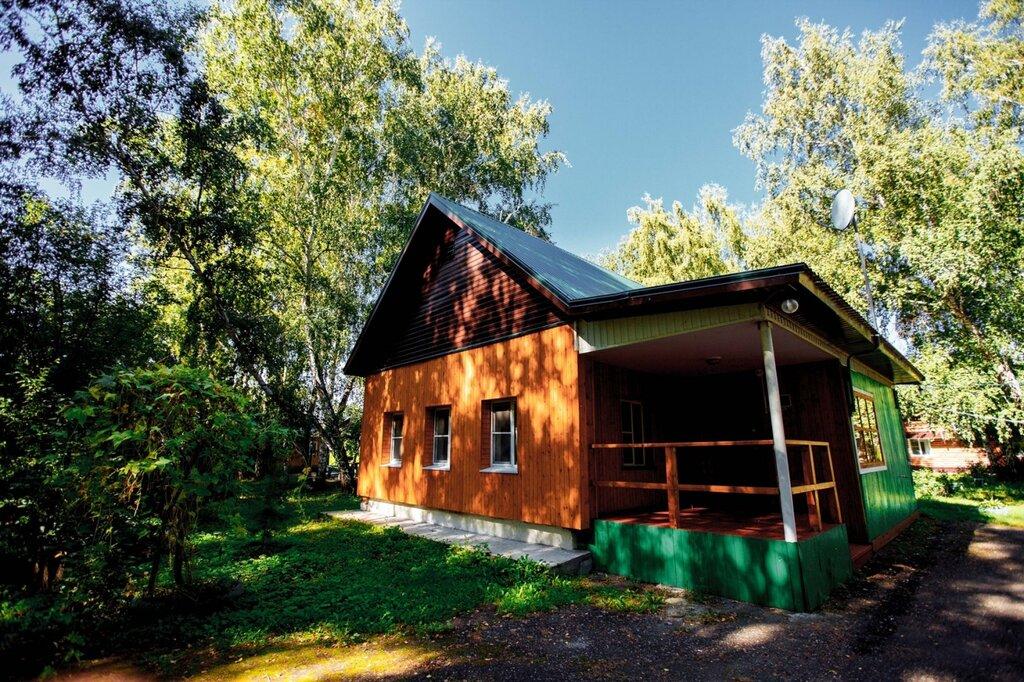 База отдыха деревянными домиками фото для селфи