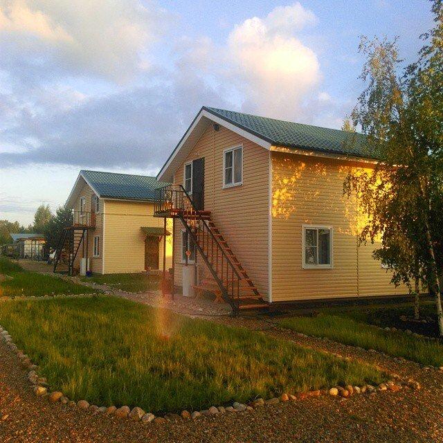 Гостевой дом У озера