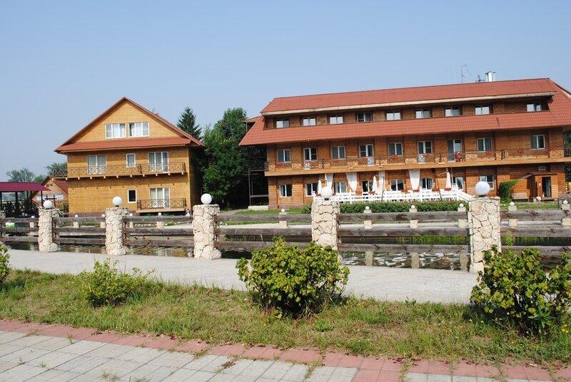 Парк отель Медвежьи Озёра