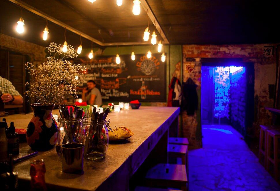 pub, bar — El Copitas — Saint Petersburg, фото №3