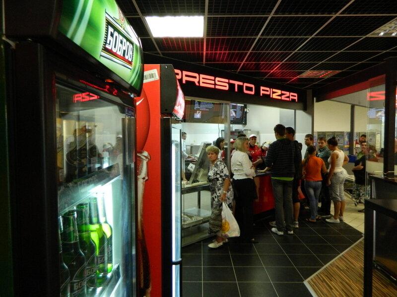 пиццерия — Presto Pizza — Витебск, фото №10