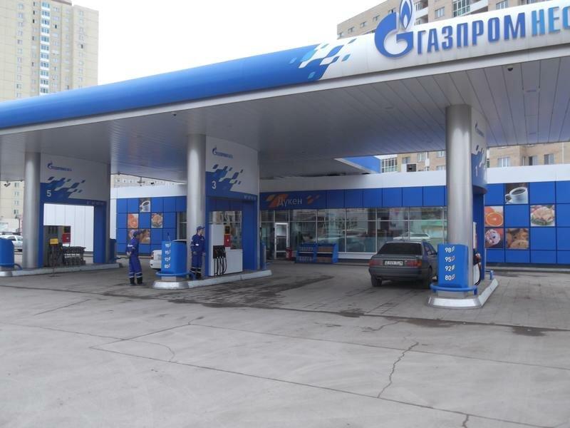 АЗС — Газпромнефть — Нур-Султан (Астана), фото №2