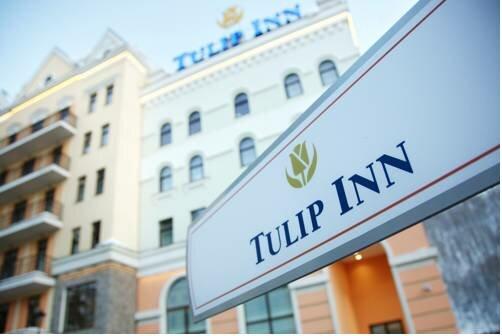готель — Tulip Inn — село Эстосадок, фото №6
