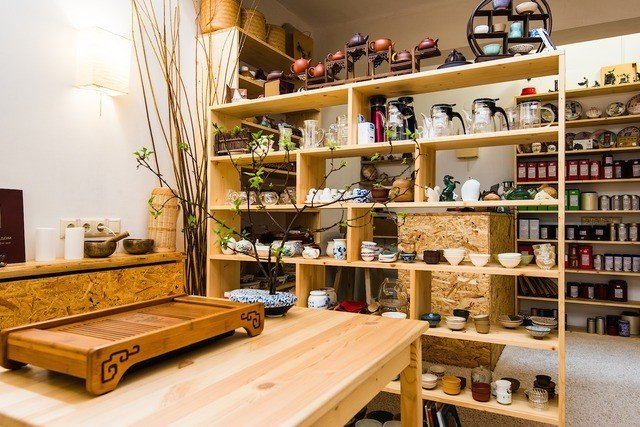 tea and coffee store — Chaynaya Pochta — Minsk, фото №1