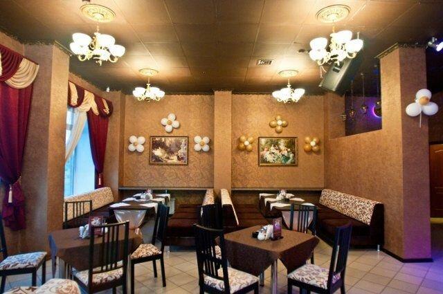 фото ресторан крылья омск рисуй минималистичные точки