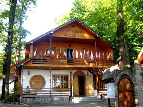 Отель Легенда Карпат