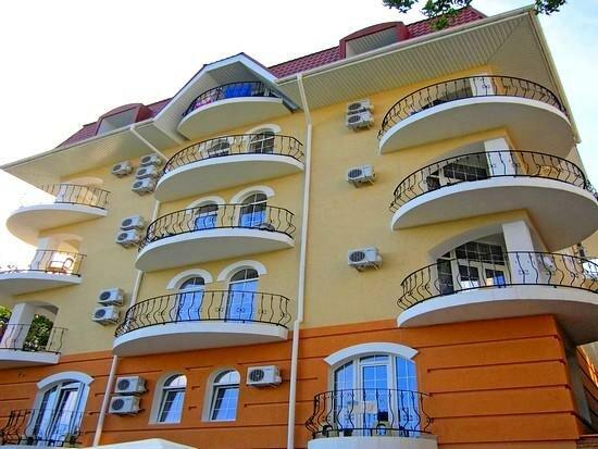 Гостевой дом Вилла Михаила