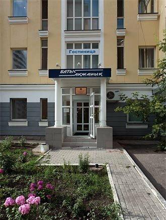 готель — Батыс-Акжайык — Нур-Султан (Астана), фото №4