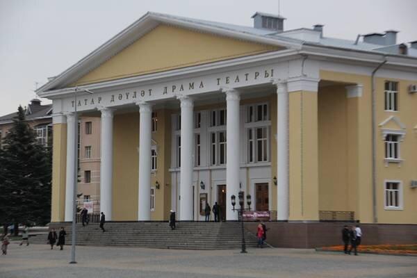 Драмтеатр в альметьевске фото зала