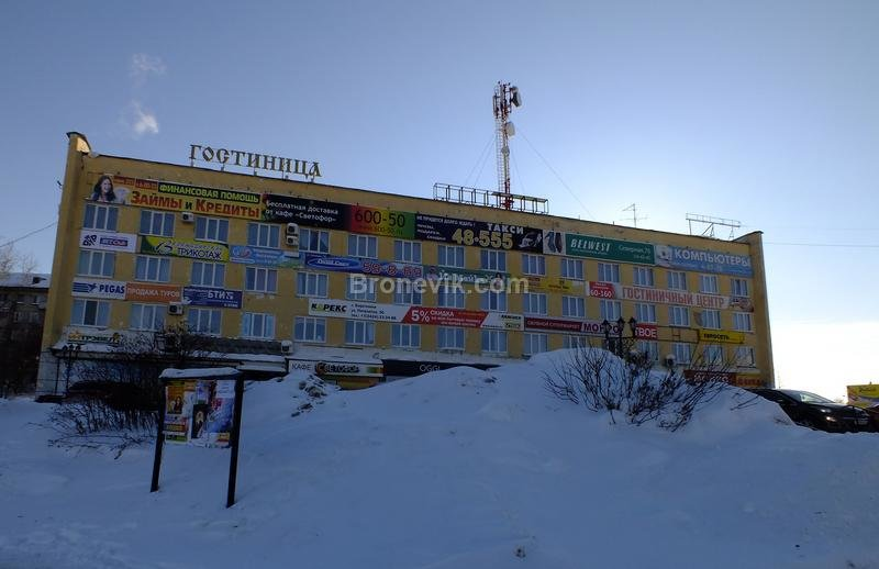 Гостиница Соликамск