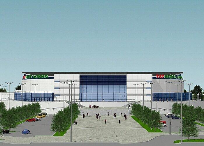 спортивный комплекс — Татнефть Арена — Казань, фото №5