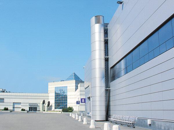 выставочный центр — Экспоцентр — Москва, фото №3