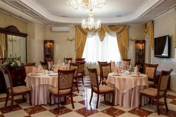 Ресторанно-гостиничный комплекс Горный ручей