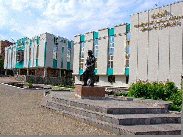 музей — Мордовский республиканский музей изобразительных искусств имени С.Д. Эрьзи — Саранск, фото №3