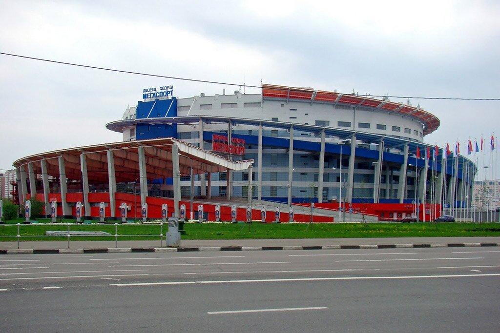sports center — Megasport — Moscow, photo 1