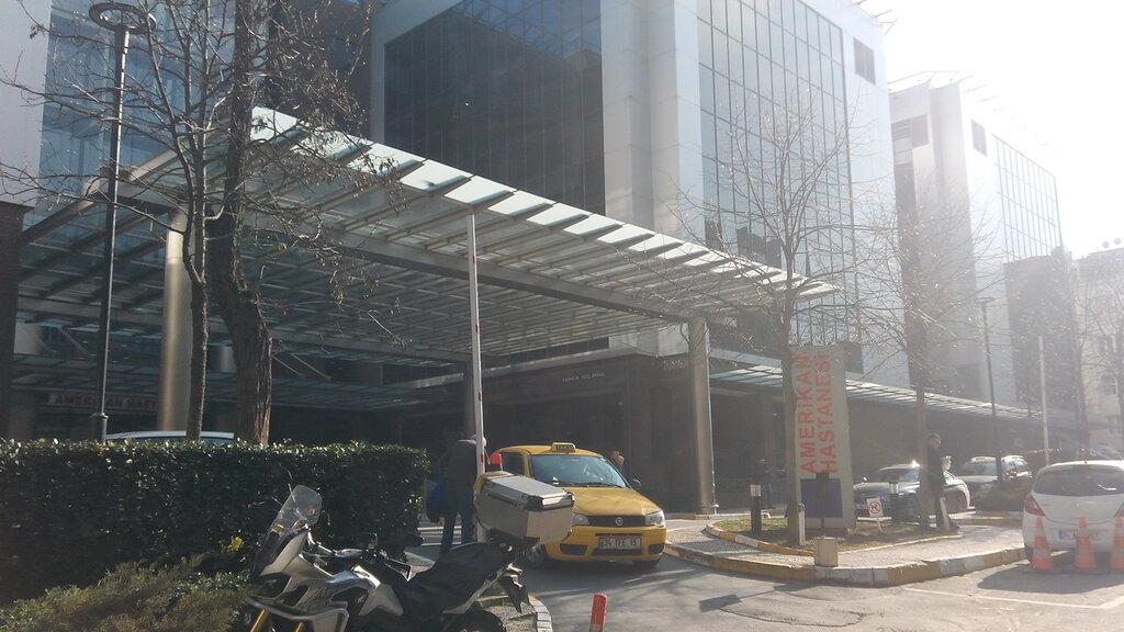 tıp merkezleri ve klinikler — Amerikan Hastanesi — Şişli, photo 1