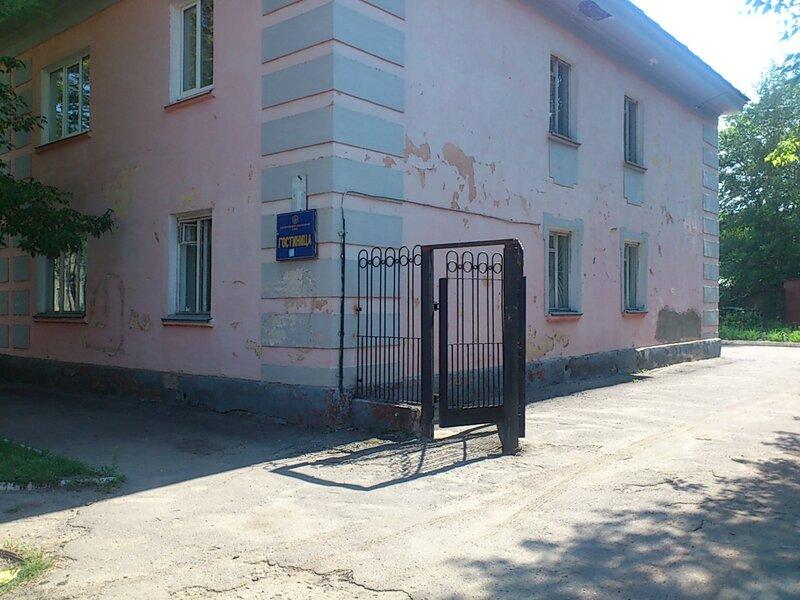 Гостиница Бежицкого Сталелитейного Завода