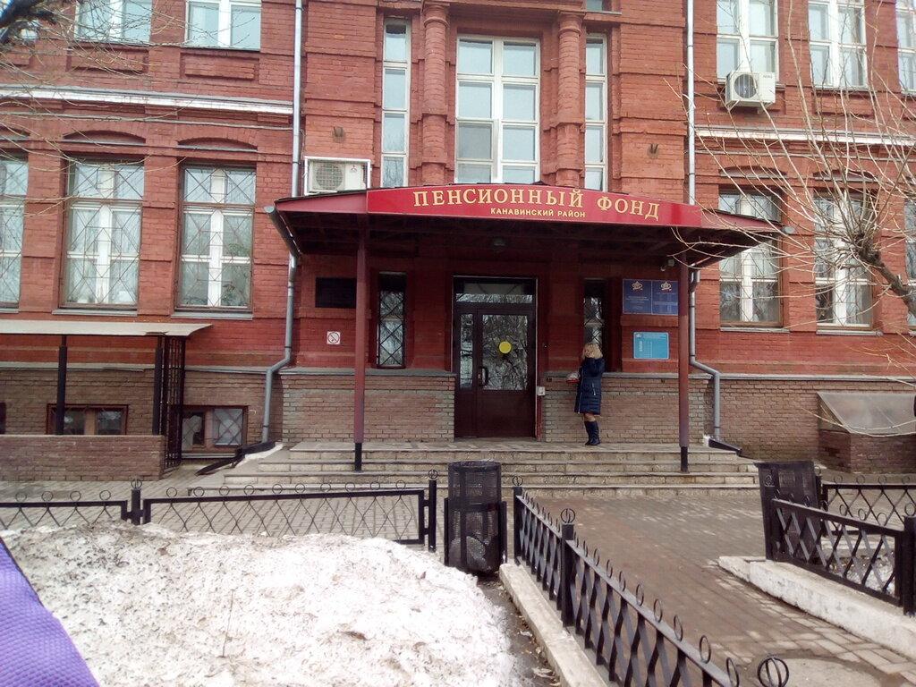 пенсионный фонд личный кабинет войти нижний новгород автозаводский район