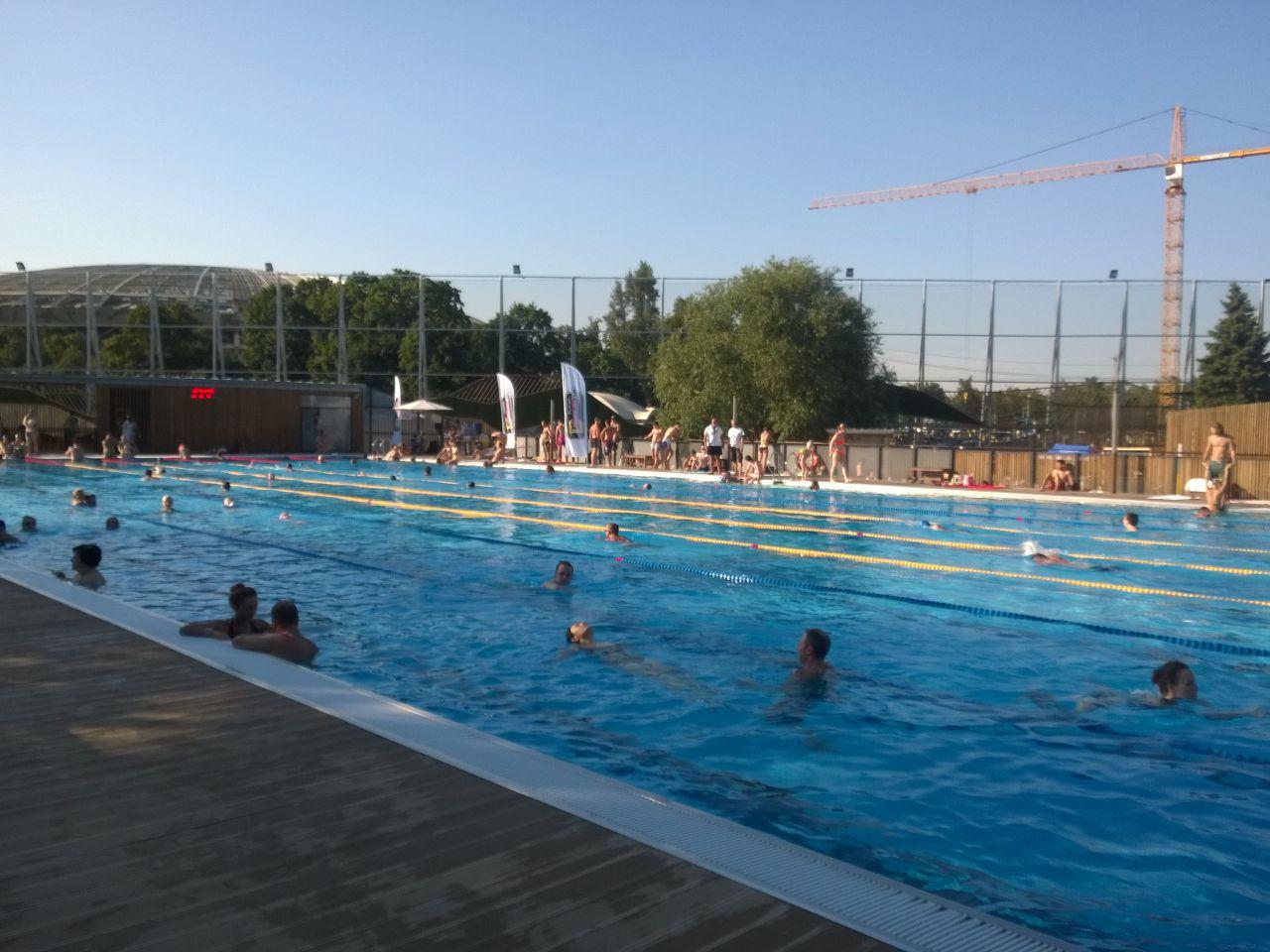 «Проведите день у бассейна в Лужниках» фото 7