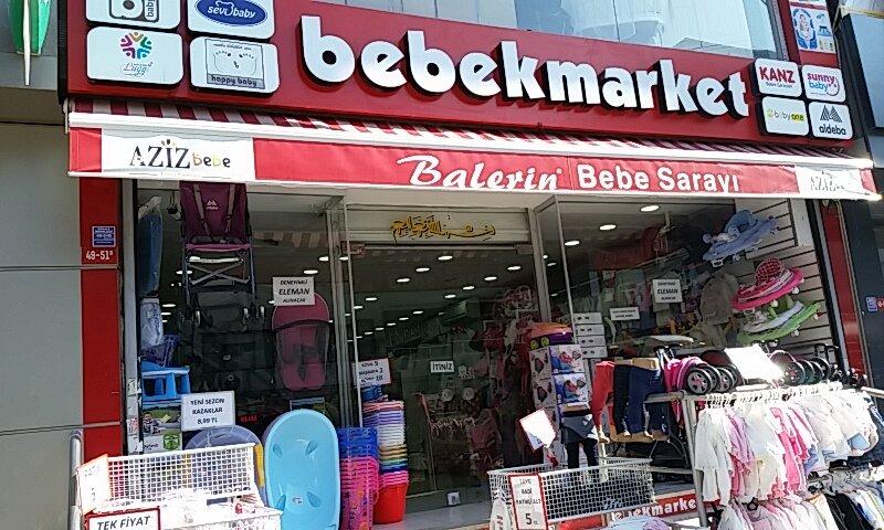 çocuk giyim mağazaları — Balerin Bebe Sarayı — Zeytinburnu, photo 1