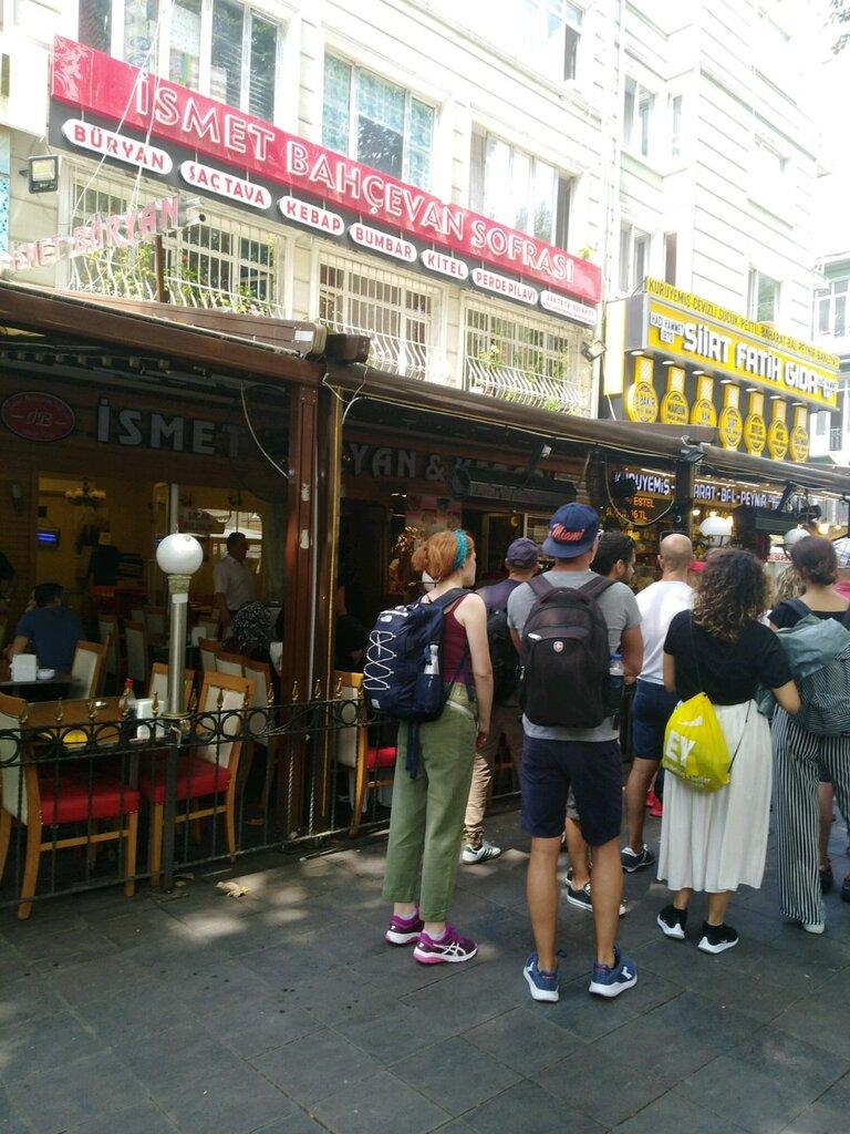 restoran — İsmet Bahçevan Sofrası — Fatih, foto №%ccount%